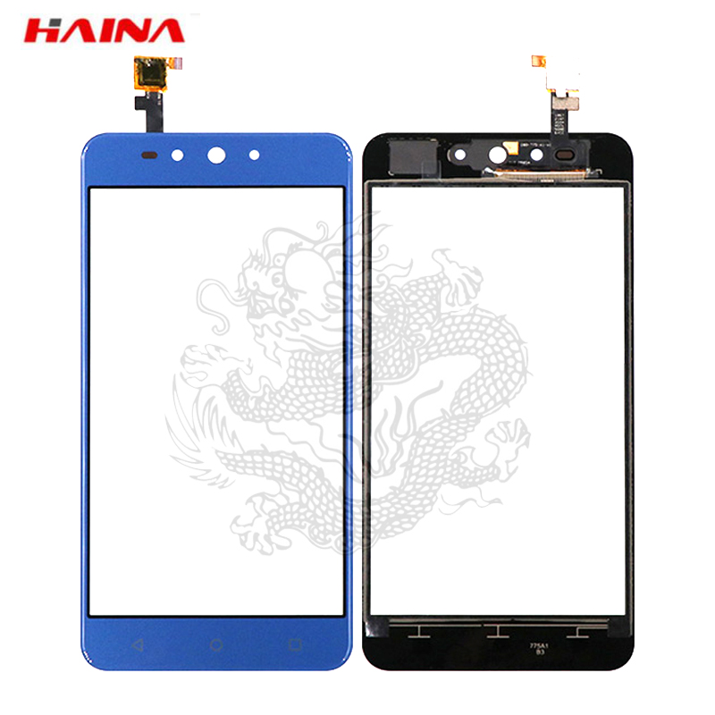 Blue Color For DEXP Ixion Z155 Touch Screen Glass 100% Guarantee New Glass Panel For DEXP Z155 Touch