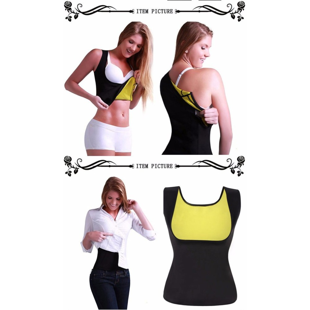 Body building Shaper Abdomen Fat Burn Waist Control Slimming Shaper Vest Weight Loss Push Up Breast Vest for Sport Fitness in Running Vests from Sports Entertainment