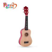 21 Inch Children Ukulele 15 colors Baby Birthday Gift nstrumento Musical Toys Instrument Toy Wood Of