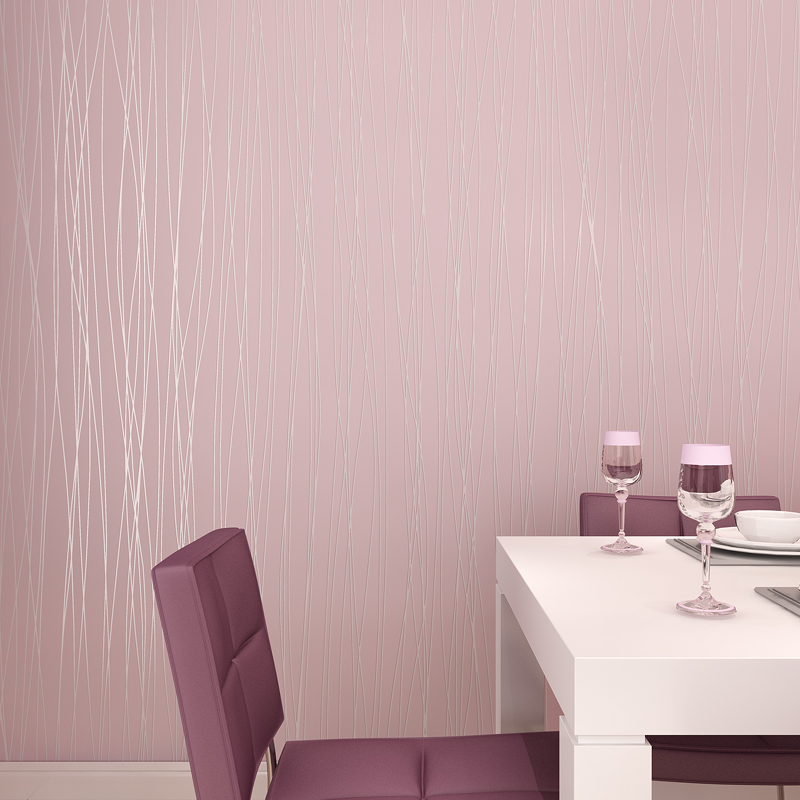 Aliexpress.com : Buy Hot Sale Beautiful Reflective Glitter Stripes Wallpaper  Modern Elegant Solid Living Rooms 3D Wallpapers Grey Pink White EZ002 From  ...