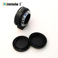 Commlite CM-ENF-E1 PRO Auto AF Lens Adapter For Nikon F Len To Sony E Mount A7II commlite cm lf s comix lens changer lens holder double lens changer for sony e mount