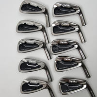Golf Clubs touredge Golf Irons HONMA Tour World TW737p iron group 3 11 S (10 PCS) Black head steel shaft free shipping