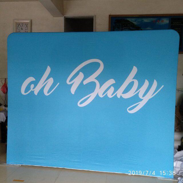 번들 판매 10x8ft 2 조각 photobooth 양면 인쇄 베개 케이스 배경-에서파티 백드롭부터 홈 & 가든 의  그룹 2