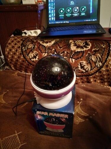 проектор видео; лампа; Пол:: Унисекс; цвет:: розовый синий фиолетовый;