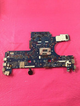 For DELL E6230 Laptop Motherboard CN-01V5YD 01V5YD 1V5YD HM77 With SR0XB i5 CPU QAM00 LA-7731 100% Tested Fast Ship