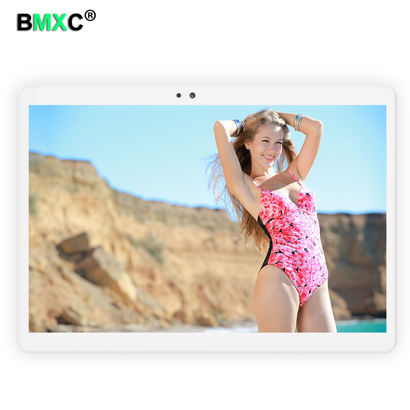 Free shipping 10.1 inch tablet PC Android 7.0 Phone call 3G 4G LTE octa core RAM 4GB ROM 64GB 1920x1200 IPS Dual SIM tablets Pcs bobarry 10 1 inch tablets 3g 4g lte android 7 0 tablets octa core ips tablet pcs 4gb ram 64gb rom wifi gps phone tablet pc 10 1