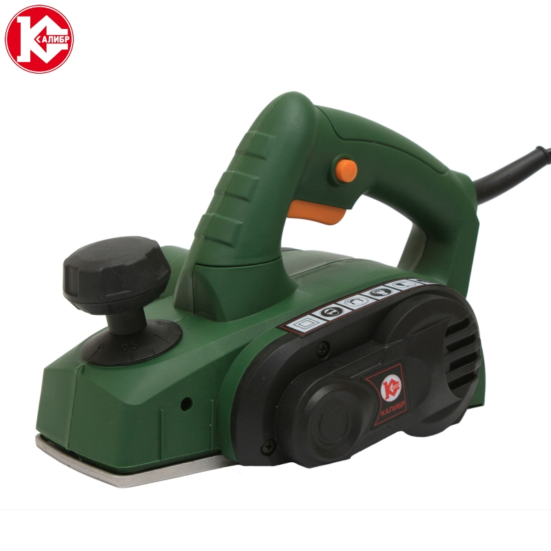 Tool Electric planer Kalibr RE-700A (Power 700w, width 82 mm, depth 0-2 mm) kalibr re 900 r multifunctional woodworking tool electric tool carpenters hand held planer