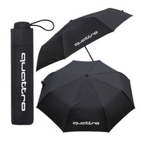 1pcs Umbrella For Audi Quattro A4 A5 A6 A7 A8 TT S4 S3 S5 S6 S7 S8 TTS Q3 Q5 7 A1 B5 B6 B8 C5 C6 RS RS4 RS5 RS6 Car Accessories