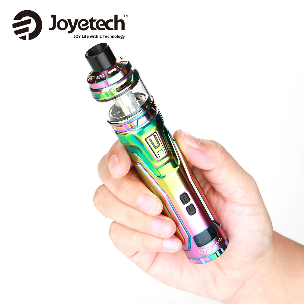 Joyetech ULTEX T80 80W TC Kit with 5ml Cubis Max Atomizer 0 49 inch OLED screen