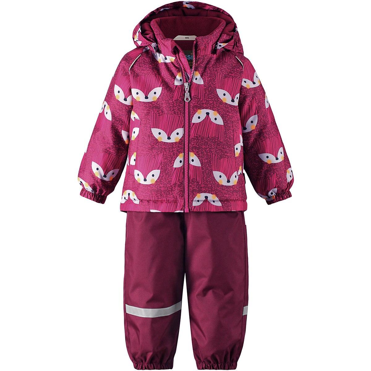 Ensembles pour enfants LASSIE pour filles 8631960 survêtement d'hiver enfants vêtements chauds MTpromo