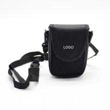 Digital Camera Bag Cover Case for Panasonic LUMIX DMC-TZ70 TZ20 ZS7 ZS15 ZS7GK ZS20 ZS25 ZS30 ZS40 ZS50 ZS60 ZS10 With Strap