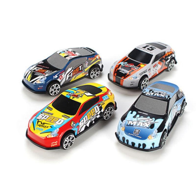 6Pcs Set Mini Alloy Car Model Simulated Car Toy Kids Children Toy Home Decor