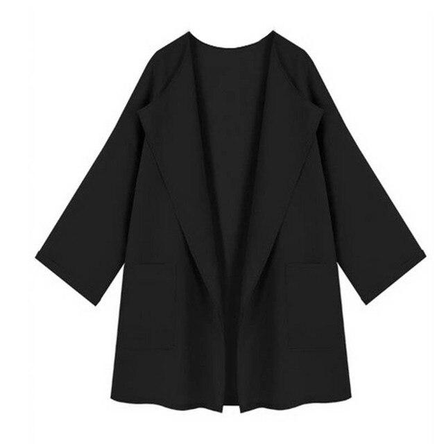 Aliexpress.com : Buy New Elegant Women Autumn Waterfall 3/4 Sleeve ...