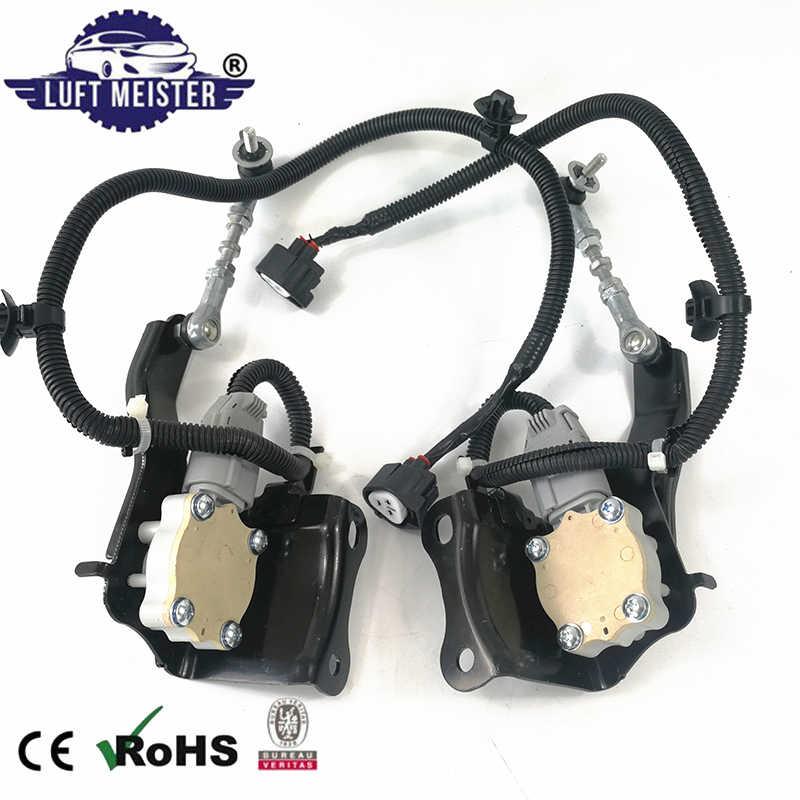 Front Right /& Left Height Control Sensor Set for Toyota Land Cruiser J100 J105 4.7L Lexus LX470 4.7L 1998-2007 89406-60011 89406-60012 89406-60010 89405-60010 89405-60011 89405-60012