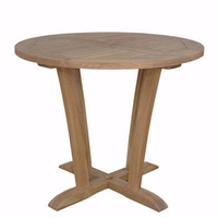 Andersonteak Outdoor Living Furniture Descanso Bistro Table