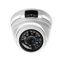 SSICON Outdoor AHD Camera 2.0MP Mini Dome AHD Camera 1080P