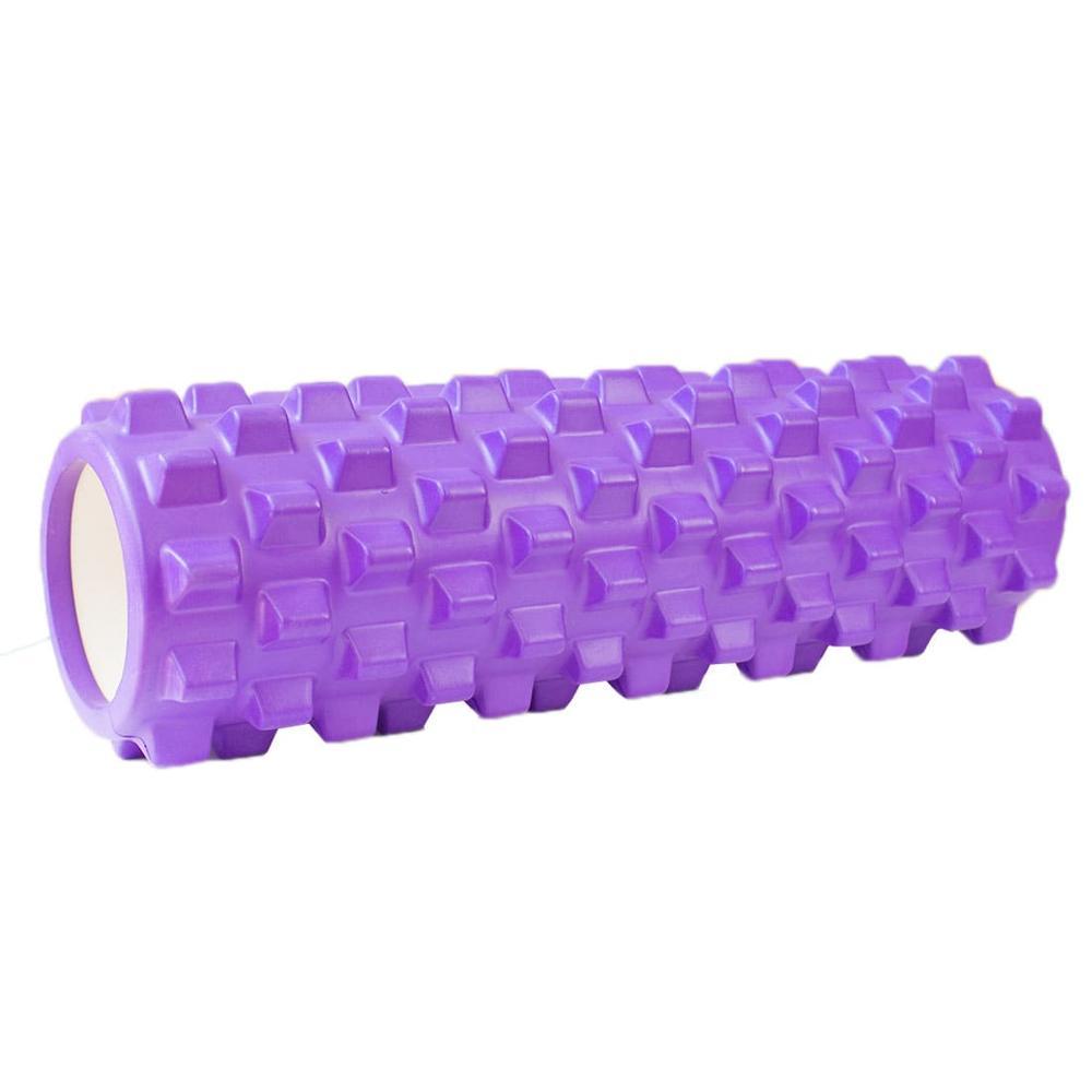 ASANA Yoga Column Fitness Pilates Yoga Foam Roller blocks Gym Massage Exercise GESS-094v foam massage roller foam roller yoga bolster block tools fitness gym exercises yoga for pilates myofascial release