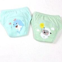 Образец 1 шт., спортивные штаны для унитаза, Детские тренировочные трусы для малышей, детское нижнее белье для подгузников, нижнее белье