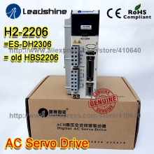 Leadshine  Easy Servo Drive HBS2206 (Closed-Loop Stepper Drive) Direct 220/230 VAC Input, and 6.0A Peak Current Free shipping!