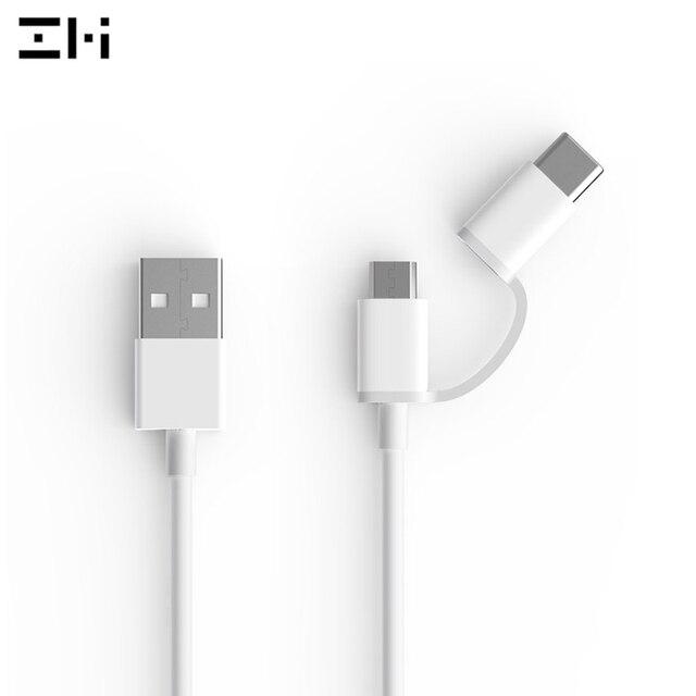 Дата-кабель ZMI AL501 USB-C, Micro-USB
