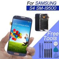 screen lcd for samsung galaxy s4 display lcd screen touch assembly for samsung galaxy sm i9500 display screen I337 M919 I9505