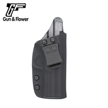 Gunflower Black Right Hand Inside Waistband Concealed Carry Kydex Holster Fit S&W MP 9mm Pistols