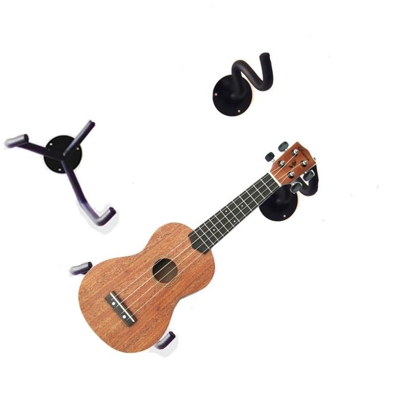 2 шт. подставка для гитары вешалка крюк дуб горизонтальная Гитара настенное крепление подставка держатель стойка Дисплей для большинства гитар Детали и аксессуары для гитар      АлиЭкспресс