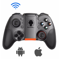 RKGAME 4th VR Game Controller Gamepad Joystick Bluetooth Wireless Remote Control Gamepad For IOS Andorid Mobile Phone PC Tablet