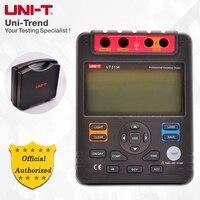 UNI T UT513A Сопротивление изоляции тестер; 5000 В Мегаомметр, хранения данных/аналоговой гистограммы/Дар/Передача данных USB/ЖК дисплей Подсветка