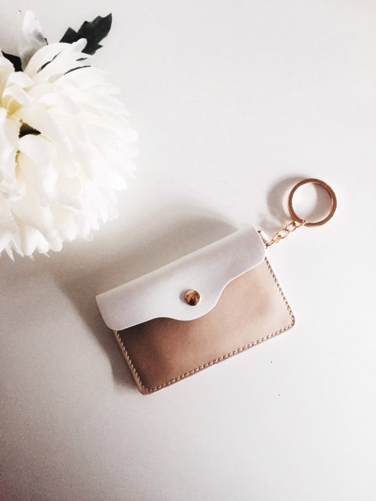 Japanese high quality card package Coin Purse Girl Mini lovely Coin bag Card package Keychain packet photo review
