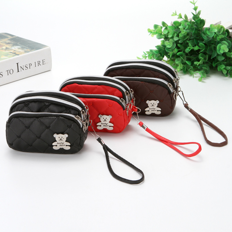 Leather Wallets Women Wallet Long Designer Coin Purses Female Clutch Ne Credit Card Holder Solid Candy kudian bear lovely carton women wallets purses short designer leather small ladies clutch candy colors coin holder bic082 pm49