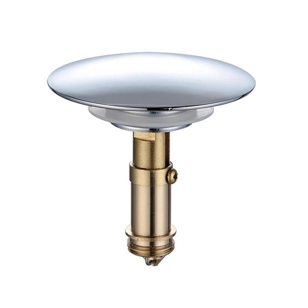 Universal Wash Basin Bounce Drain Filter Pop Up Bathroom Toilet Sink Drain Plug