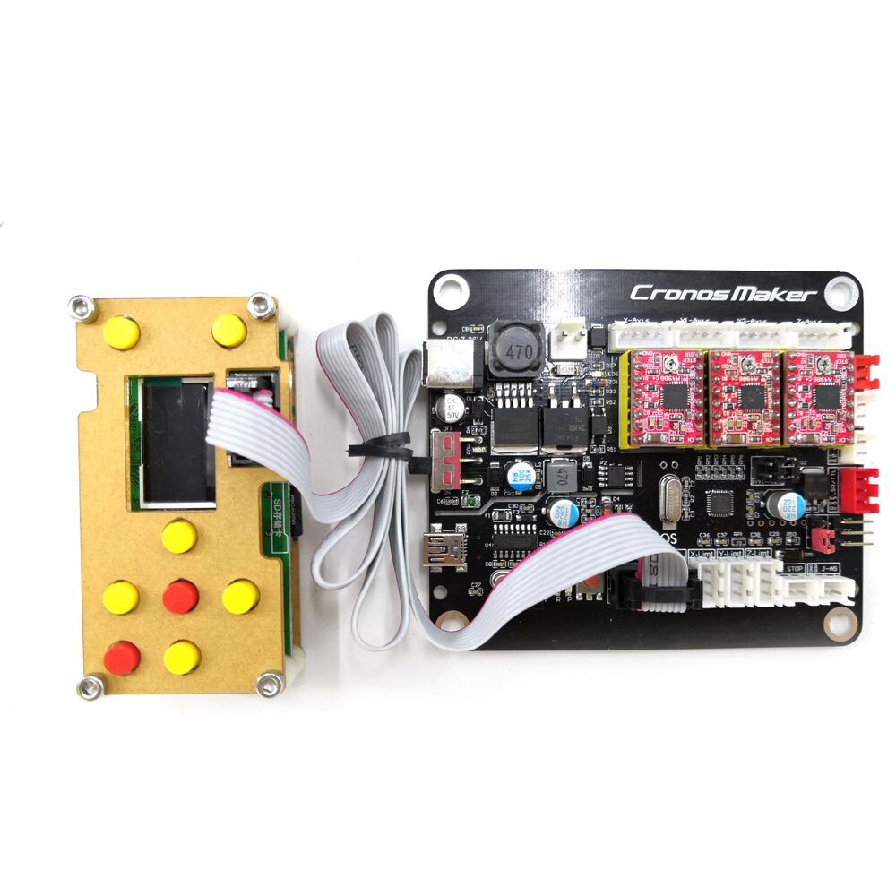 CNC 3018/2418/1610 3 Axis control board GRBL Offline Controller board Laser  board for GRBL CNC Router
