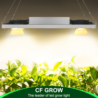 Dimmable COB LED Grow Light Full Spectrum CREE CXB3590 Vero29 Citizen 1212 200W Growing Lamp Indoor Plant Growth Panel Lighting