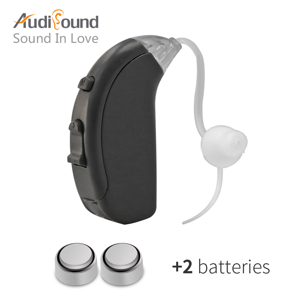 Ear Hearing Aid Cheap Mini Device Ear Sound Amplifier Digital Hearing Aids right ear left ear For the Elderly Acustico new rechargeable ear hearing aid mini device ear amplifier digital hearing aids behind the ear for elderly acustico eu plug