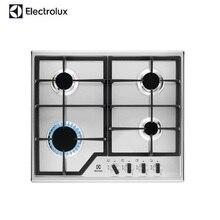 Газовая варочная панель Electrolux  GPE263MX