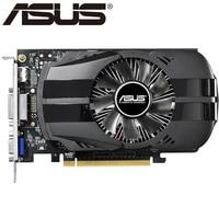 ASUS Nvidia GeForce GTX 750Ti 2 ГБ 128Bit GDDR5 Графика карты для nVIDIA Geforce GTX750Ti видео карта используется VGA, HDMI, DVI Desktop