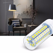 E27 LED Lamps E14 LED Bulbs SMD 5730 220V Corn Lights 7W 12W 15W 18W 20W 25W Chandelier Candle LED Light For Home Decoration цена