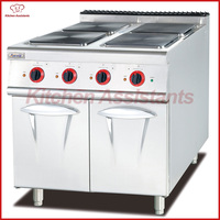 EH887 Electric Range With 4 Hot Plate With Cabinet
