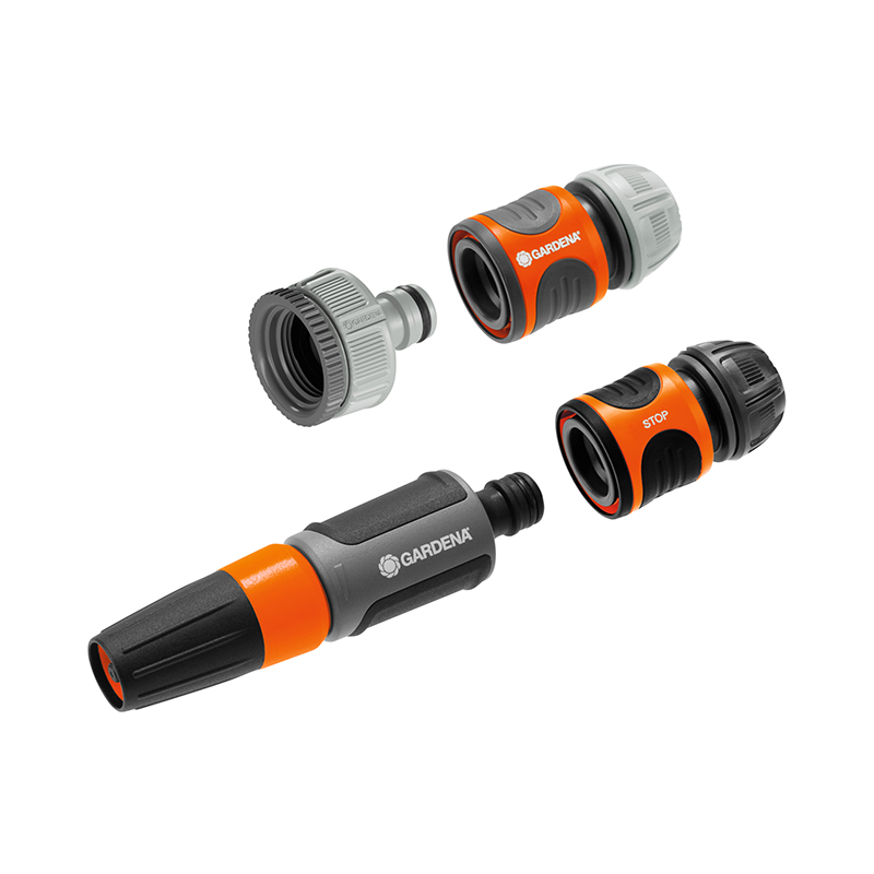 Watering Kit GARDENA 18295-34 watering kit gardena micro drip systen base