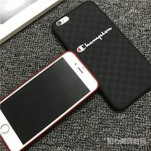 Champion Phone Case iPhone 6 6plus 6s plus 7 7plus 8 X XR XS Max
