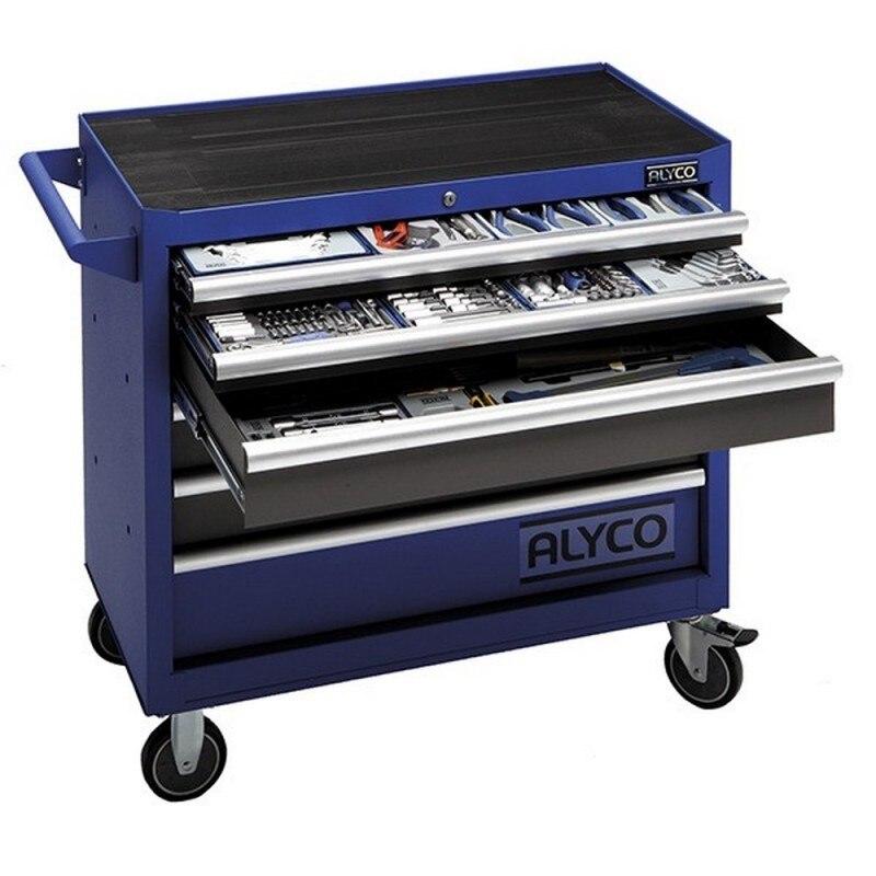 ALYCO 192817-Trolley Width 6 Drawers Composicion Basic ALYCO 139 Pieces Ref: