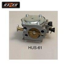 Карбюратор HUS 61 REZER для цепной  пилы