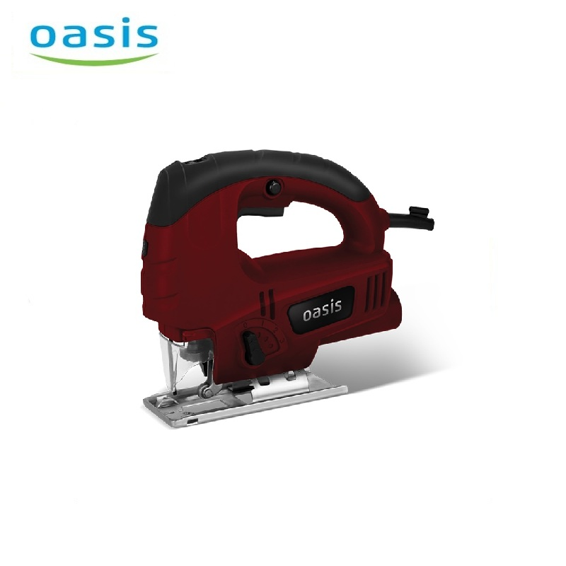 Electric jigsaw Oasis LE-75 Through sawing Straight Transverse Oblique Longitudinal Woodworking Jig saw Wood Reciprocating Saw electric jigsaw vihr le 100