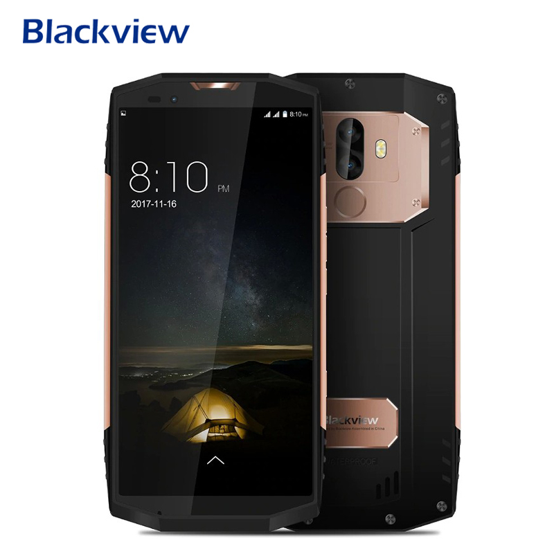 Blackview BV9000 4G Smartphone Android 7.1 Octa Core 4 GB + 64 GB 5.7