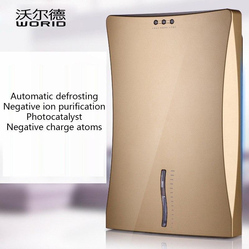 ITAS2217 Clearnace Excelvan 1.5L Air Dehumidifier Air Dryer Electric Quiet Moisture Absorbing For Most places secador de cabelo l air de rien