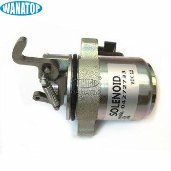 12 V de apagado del combustible solenoide 04272733 M7272733 para Deutz BF4M1011F Bobcat minicargadoras cargadora de ruedas 863/873