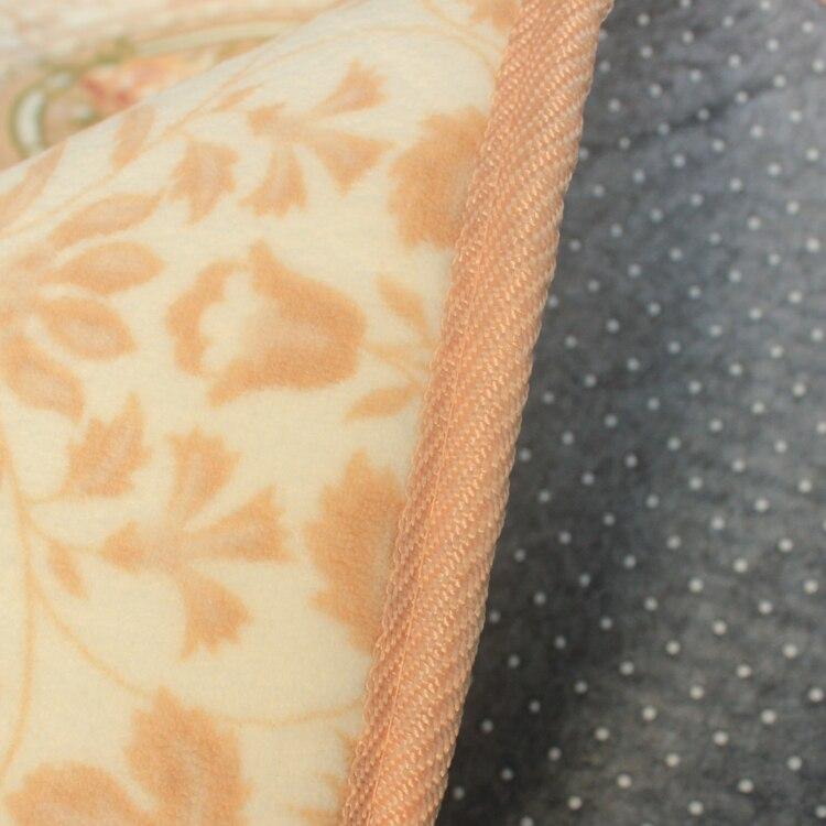 120x180 CM styl Europejski Salon Duży Obszar Dekoracji Róży
