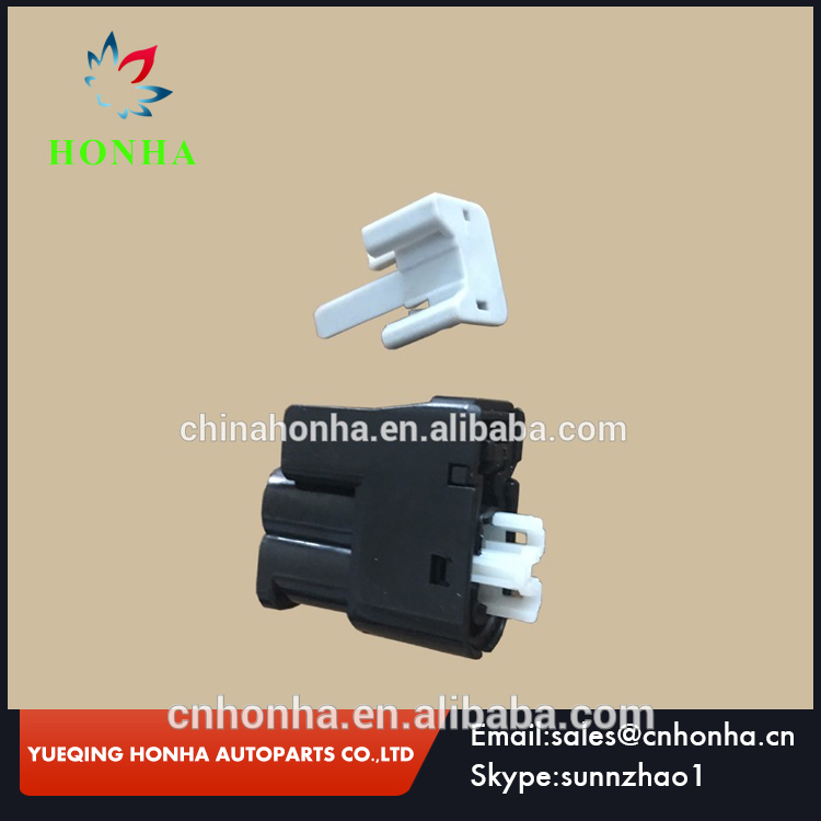 2Pin Ignition Coil Connector Case For <font><b>Toyota</b></font> <font><b>1JZ</b></font> <font><b>2JZ</b></font> <font><b>1JZ</b></font> GTE <font><b>2JZ</b></font> GTE for Lexus SC300 for Mazda RX7 S6/7/8 90980-11246 image