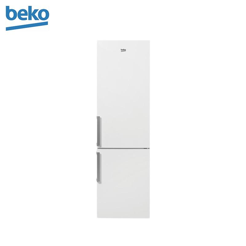 Refrigerator Beko RCSK379M21W white refrigerator bosch kin86af30r